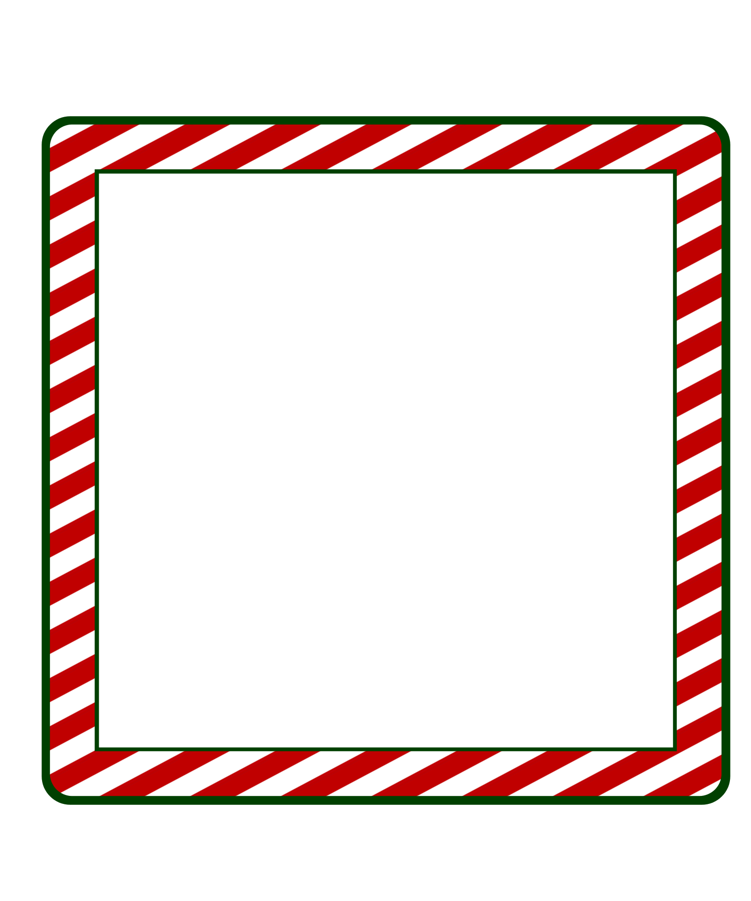 Christmas Frames And Borders Png - ClipArt Best