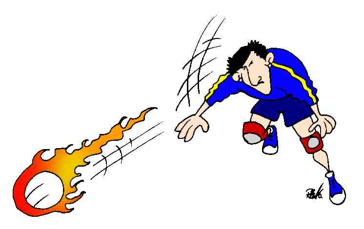 Handball Clipart - ClipArt Best
