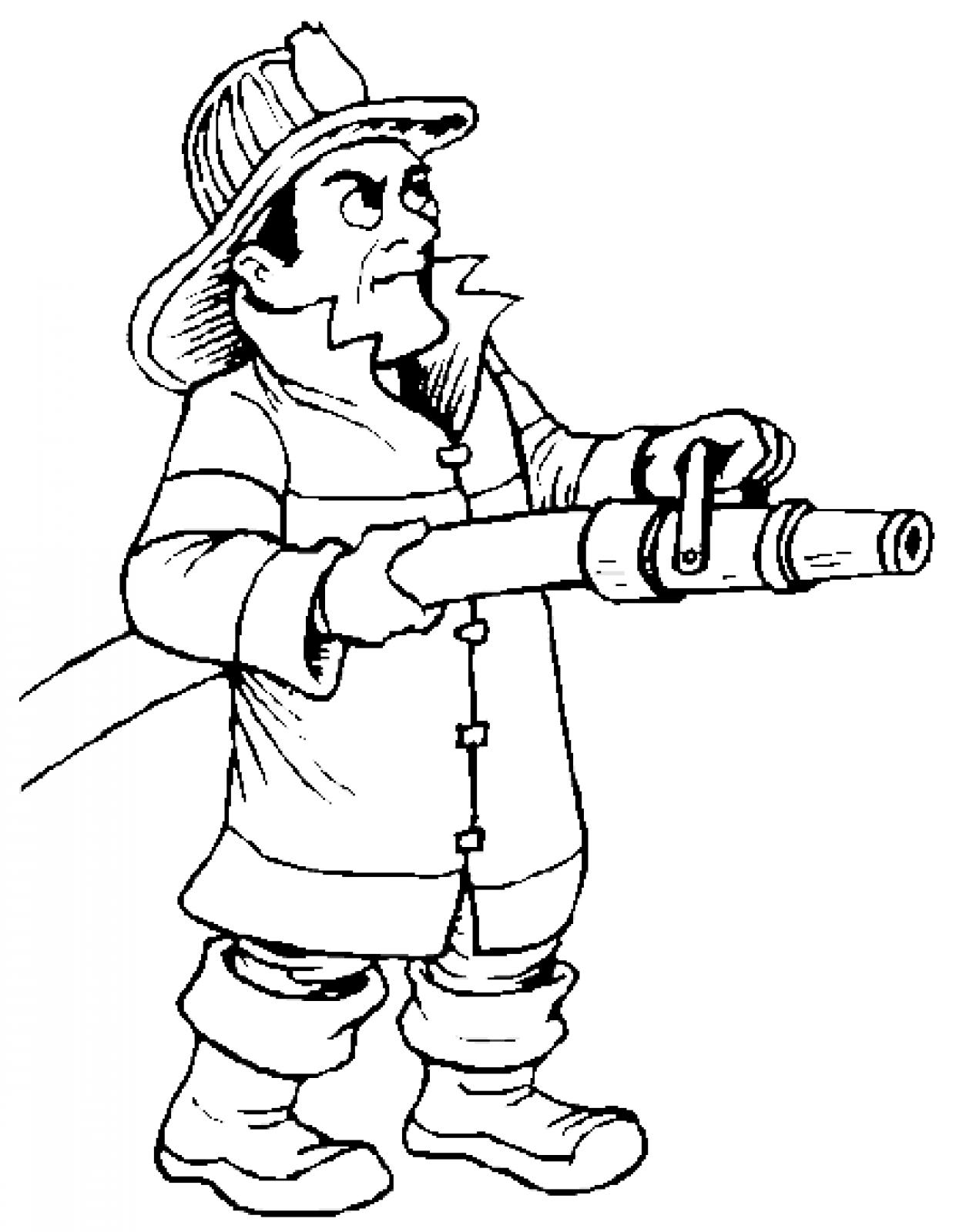construction worker hat coloring clipart best construction worker coloring page - Construction Worker Coloring Page