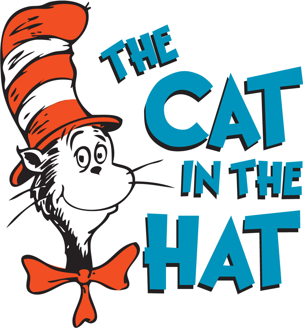 Cat In The Hat - ClipArt Best