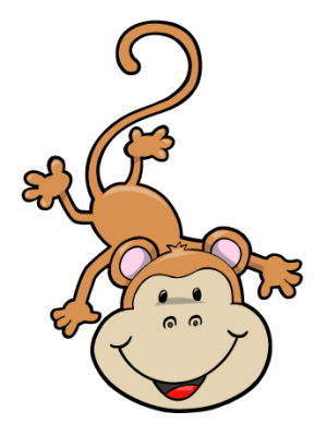 Monkey Cartoon Baby Animated Monkeys Pictu...