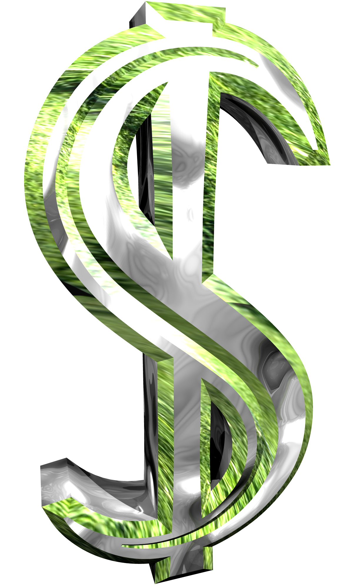 cool dollar signs clipart best