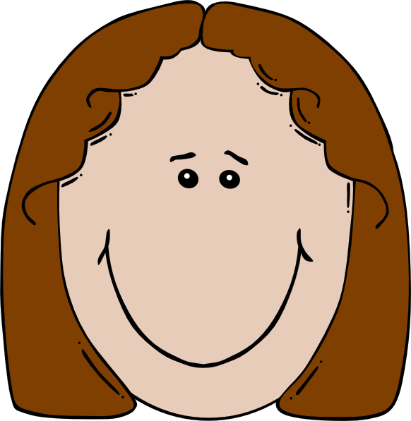 Sad Cartoon Girl Face Girl Face Cartoon Clip Art - ClipArt ...