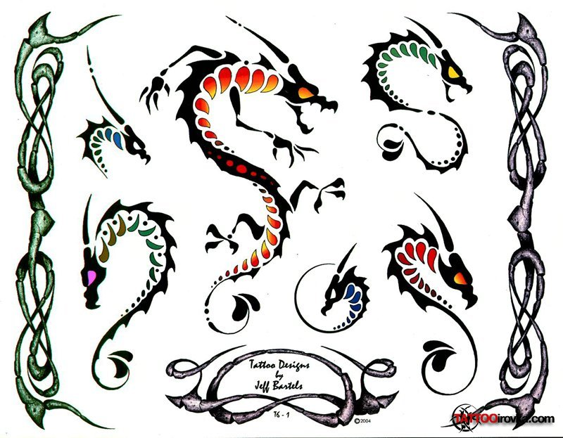 printable-tattoo-designs | Tattoo art - ClipArt Best ...