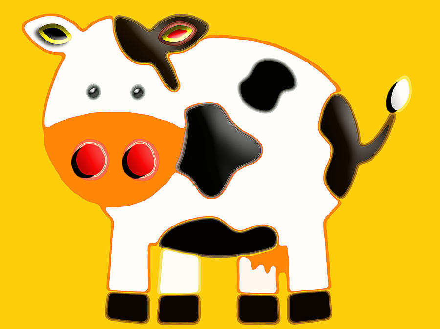 Cow Pictures Kids - ClipArt Best