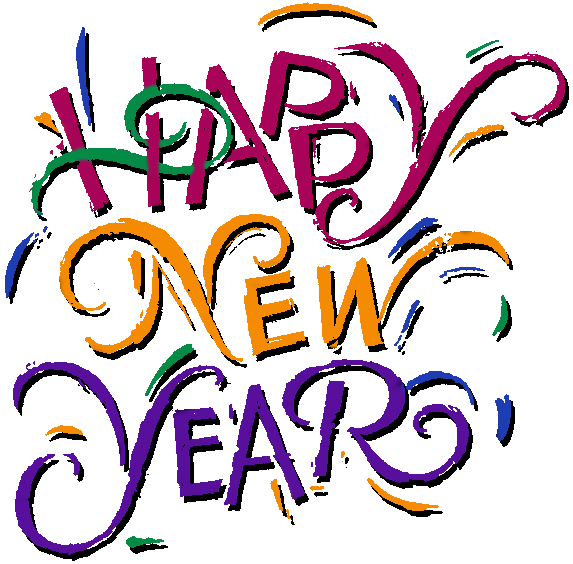 Free Happy New Year Clip Art - ClipArt Best