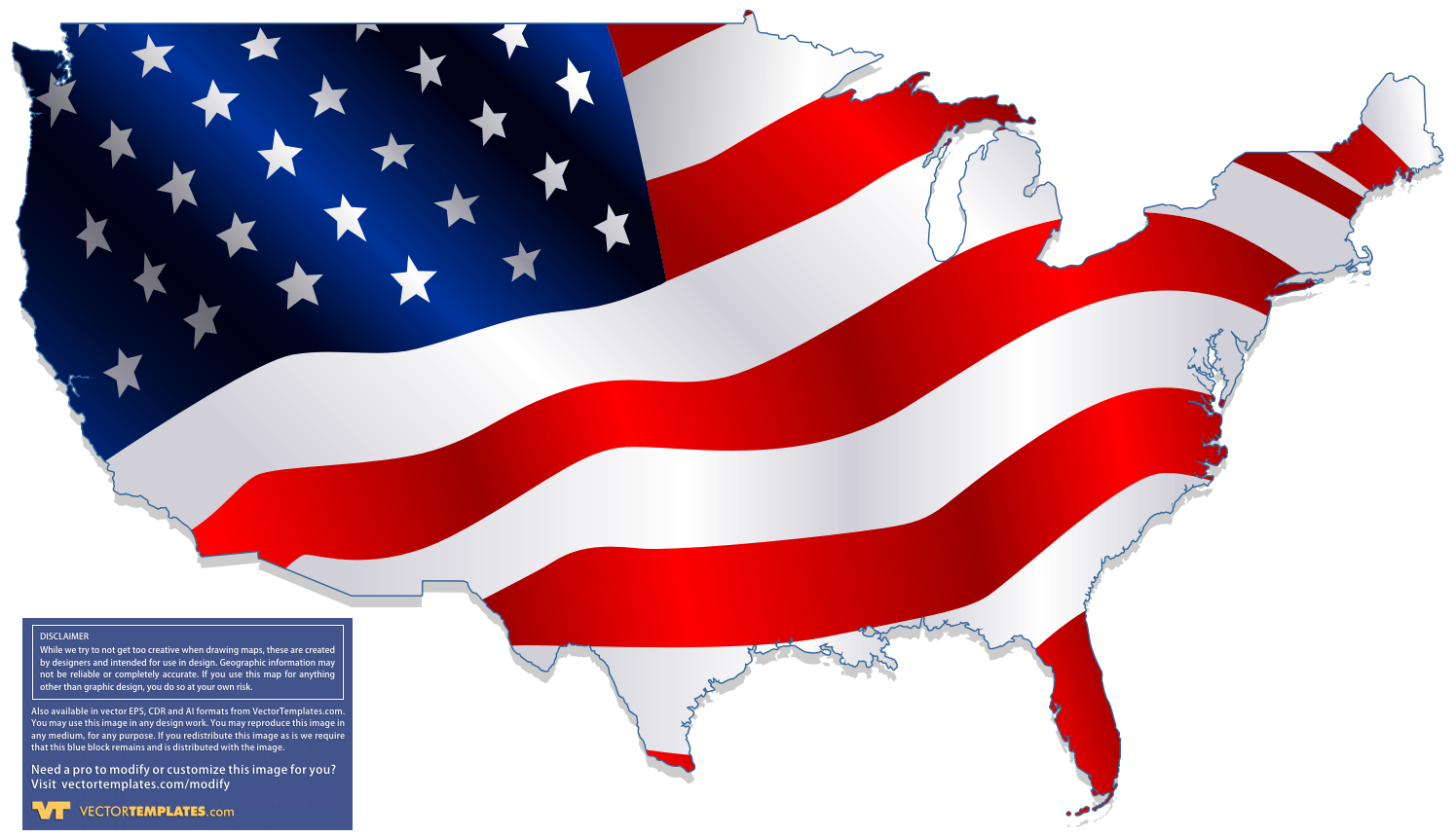 USA Map Flag PNG Clip Art Image   Gallery Yopriceville - High-Quality  Images and Transparent PNG Free Clipart