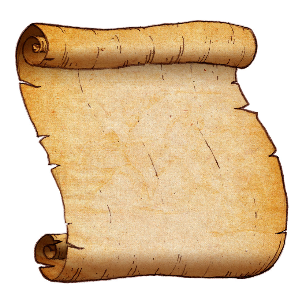 Ancient Scroll: Ancient Scroll Paper