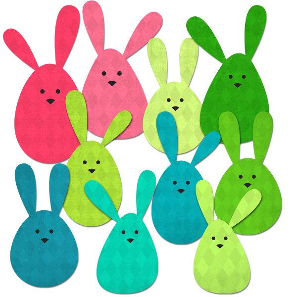 Bunny Rabbit Clip Art - ClipArt Best