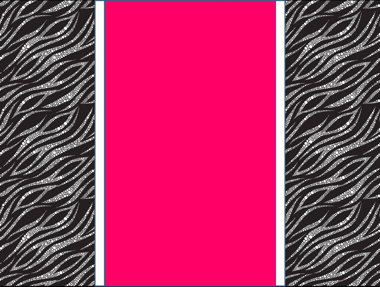 Pink zebra background for twitter - photo#54