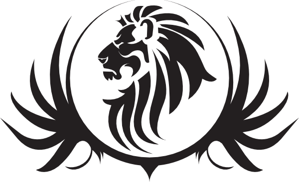 Lion Head Outline - ClipArt Best