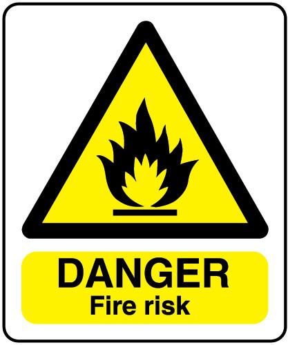 Fire Hazard Symbol - ClipArt Best