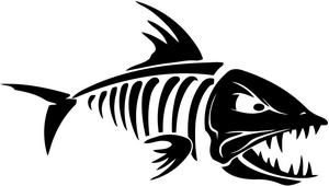 Images Fish Skeleton - ClipArt Best
