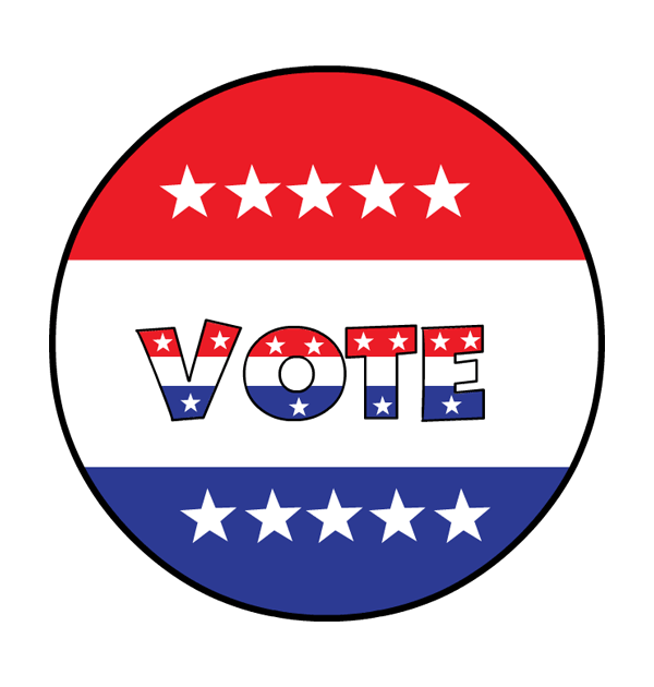 Election Day Clip Art - Tumundografico