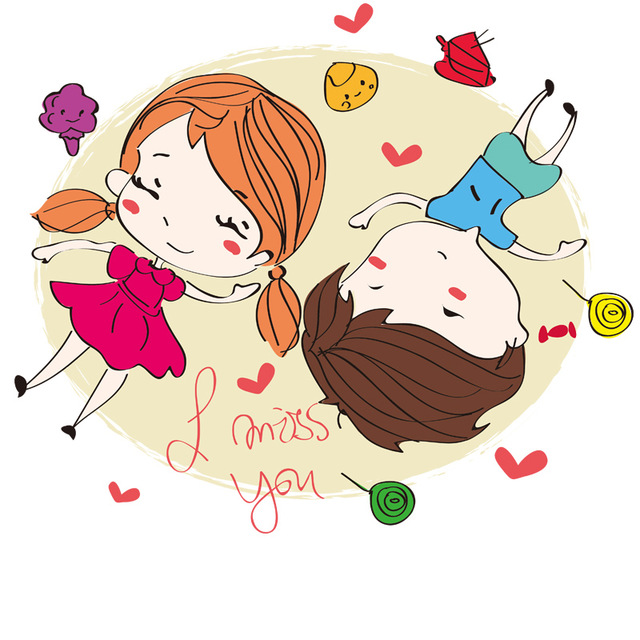 cartoon lovers clipart best
