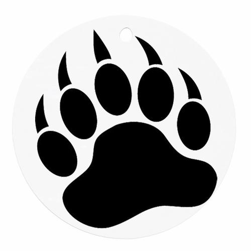 Cub Paw Print Clip Art - ClipArt Best