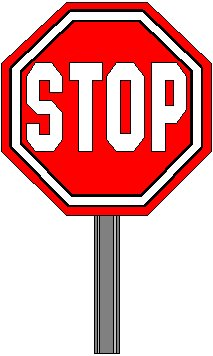 Pictures Of Stop Sign - ClipArt Best