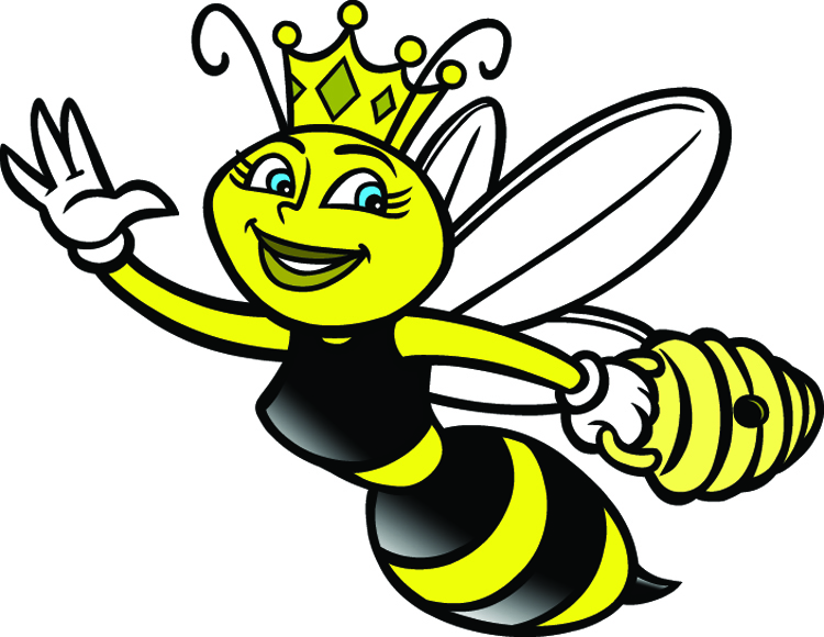 clipart queen bee - photo #18