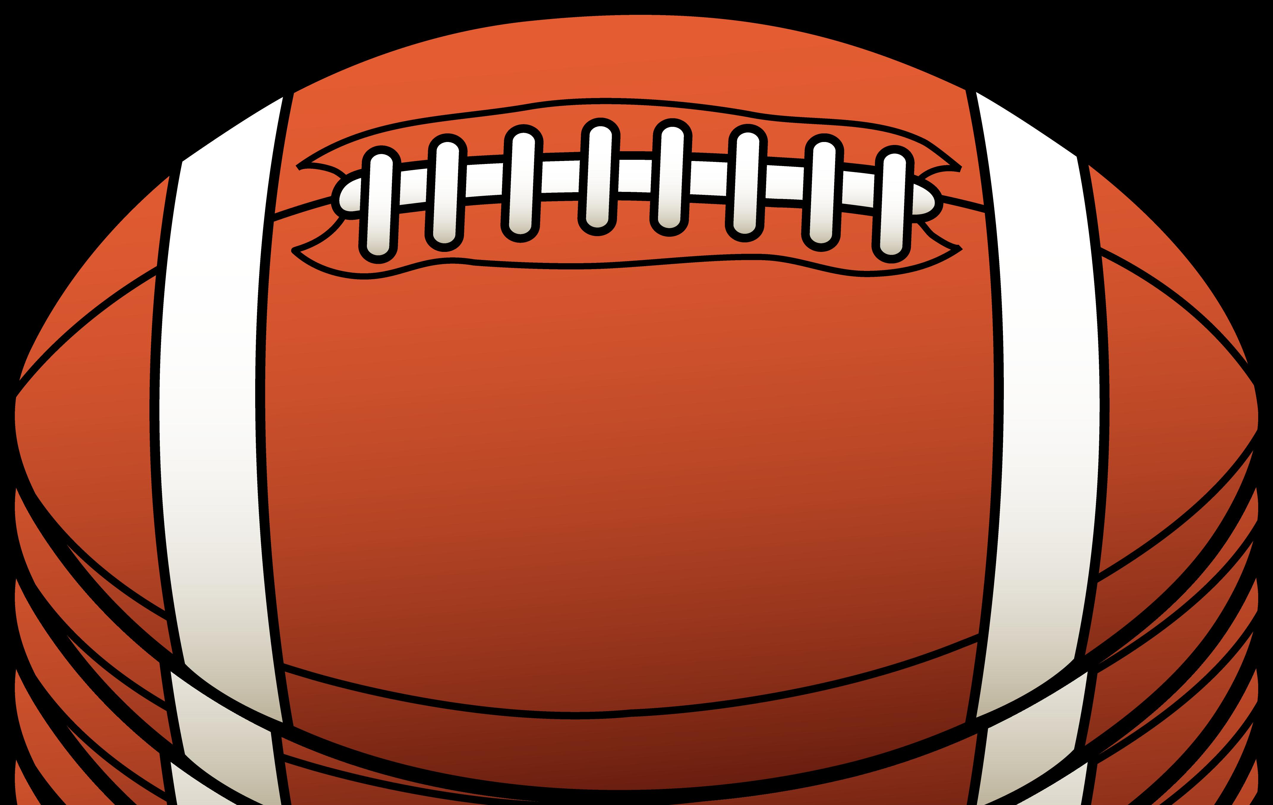 animated clip art of football - photo #14