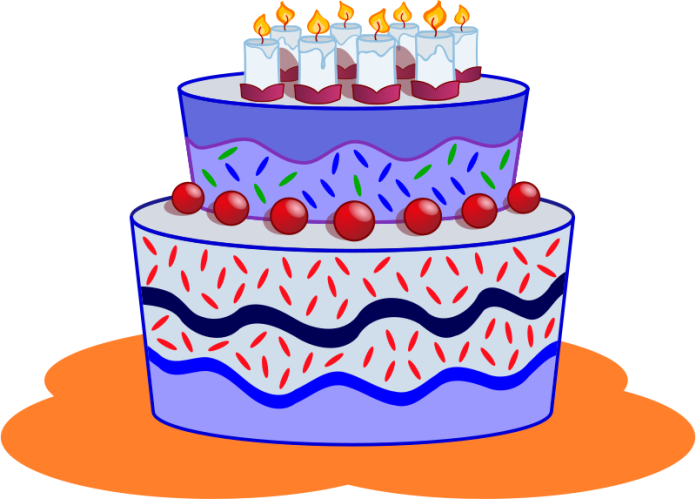 Cake Images In Cartoon : Cartoon Kids Birthday - ClipArt Best