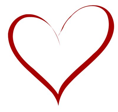 printable heart stencil image search results