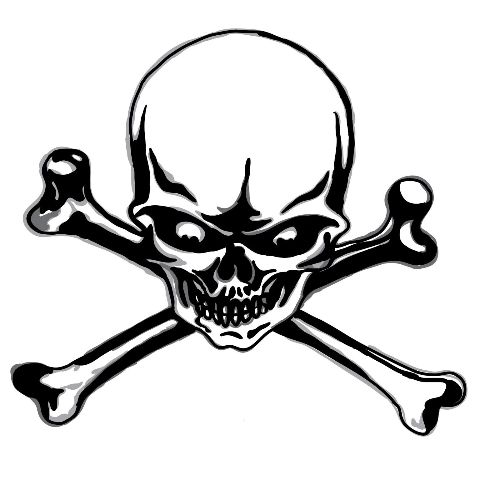 Simple skull tattoo designs - Simple Tribal Skull Stencil Designs Simple Tribal Skull Tattoo Designs