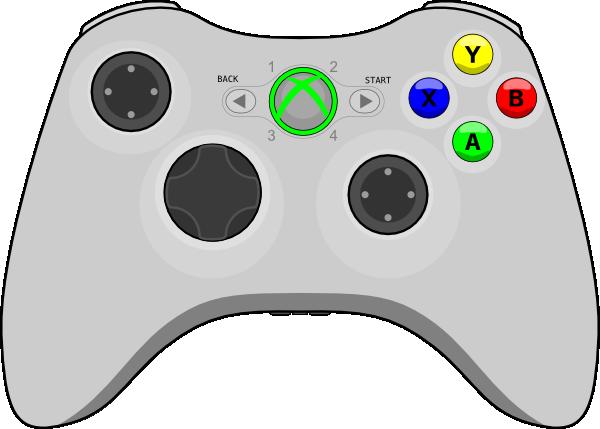 Cartoon Xbox Ga...