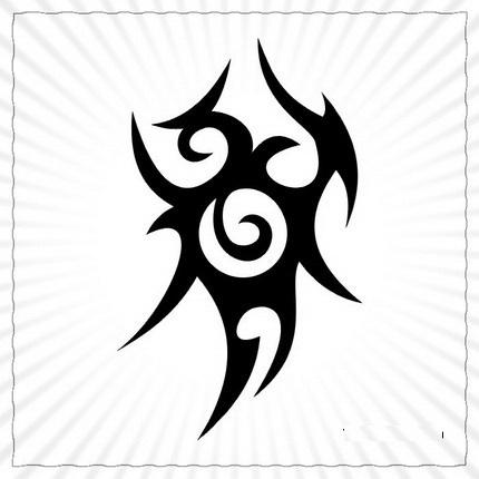 Tribal Tattoos Gun Tattoo Design 1 - Tribal Tattoos ... - photo#11