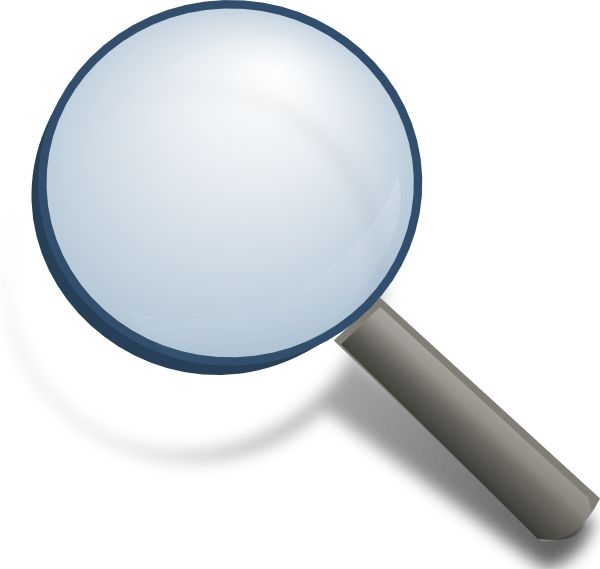 13 person with magnifying glass . Free cliparts that you can download ...