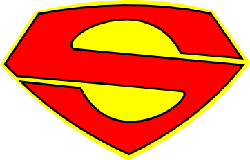 Superman Logo Transparent Background - ClipArt Best