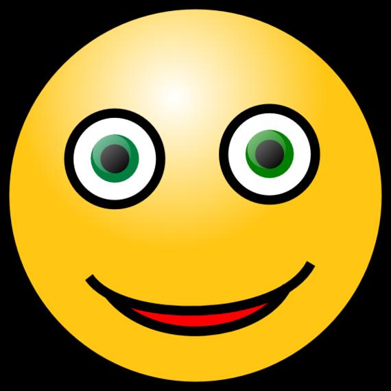 Smile Bergerak Clipart...