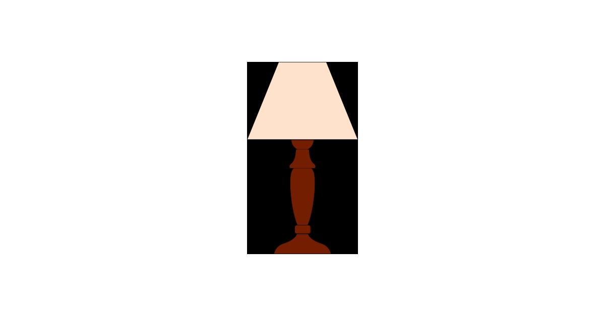 Lamp Vector Clipart Best