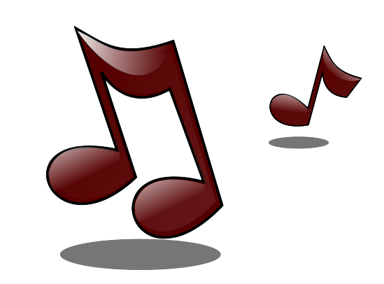 Free to Use & Public Domain Musical Notes Clip Art ...