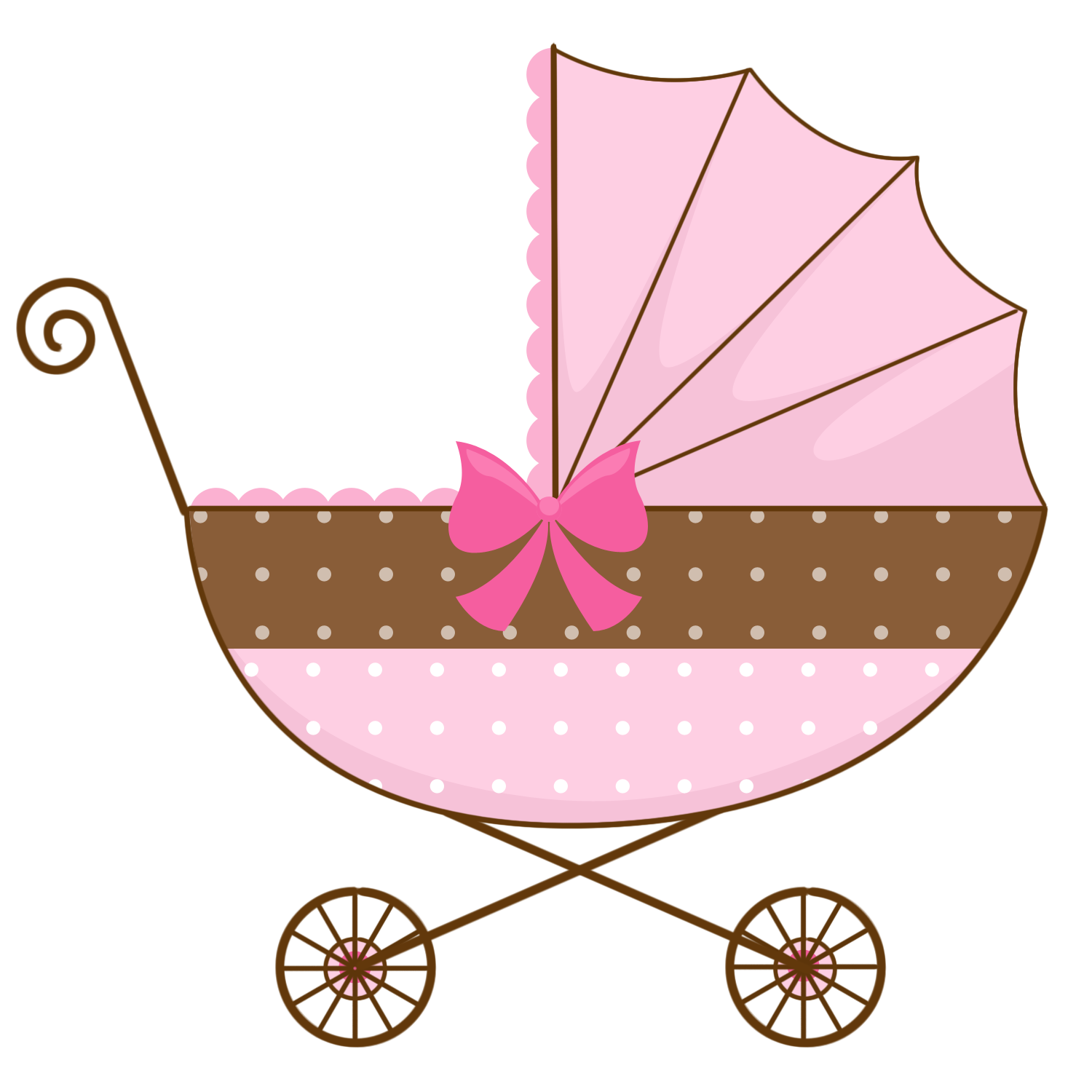Baby Carriage Clip Art - ClipArt Best