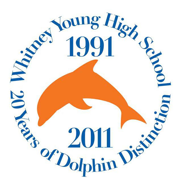 Whitney Young High School 20 Year Reunion Logo on Behance