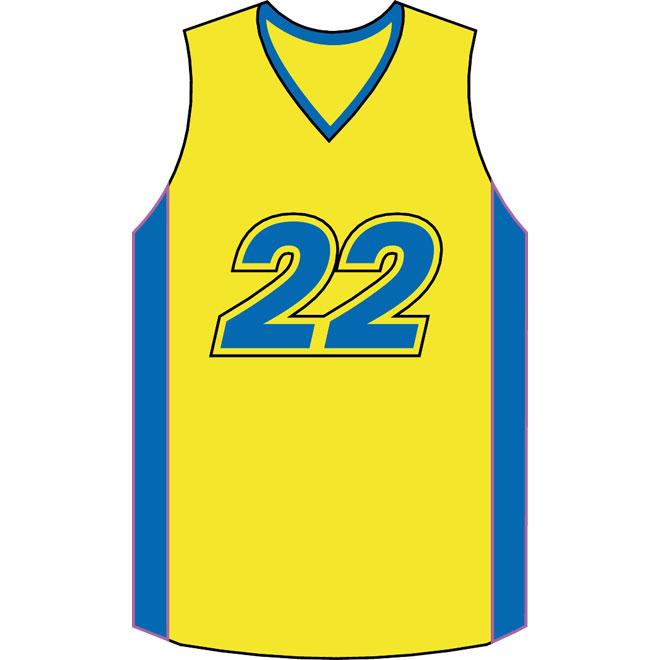 Basketball Jersey Clipart - ClipArt Best