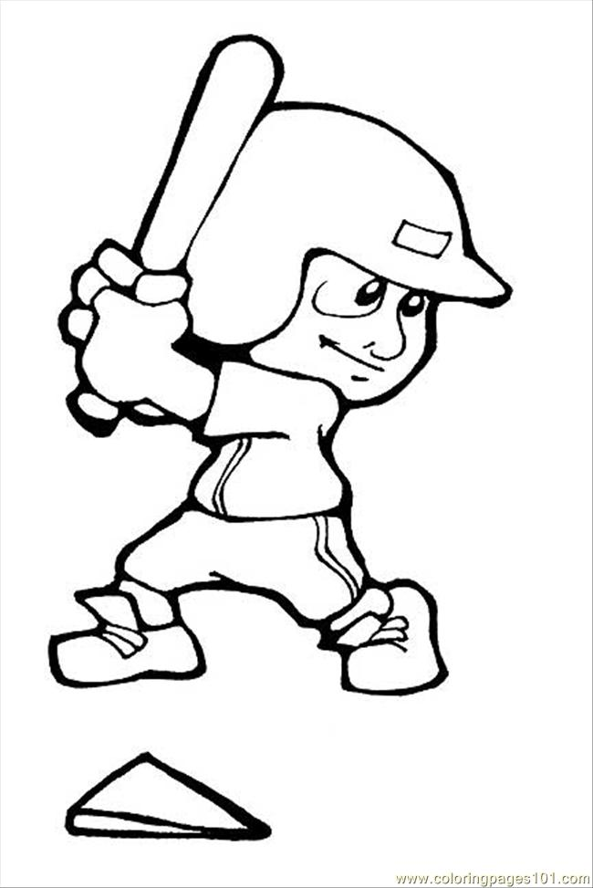 Baseball field coloring pages clipart best for Baseball field coloring page