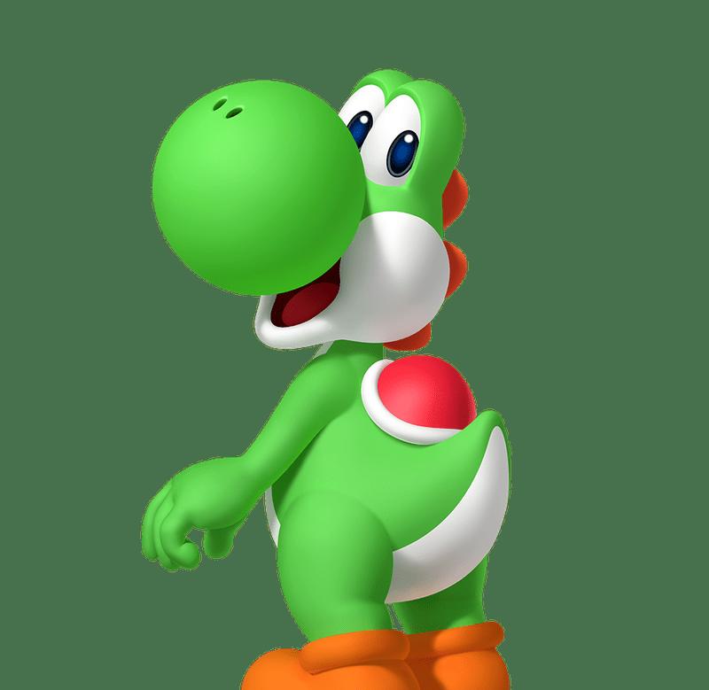 Yoshi Character Design : Imagenes de yoshi clipart best