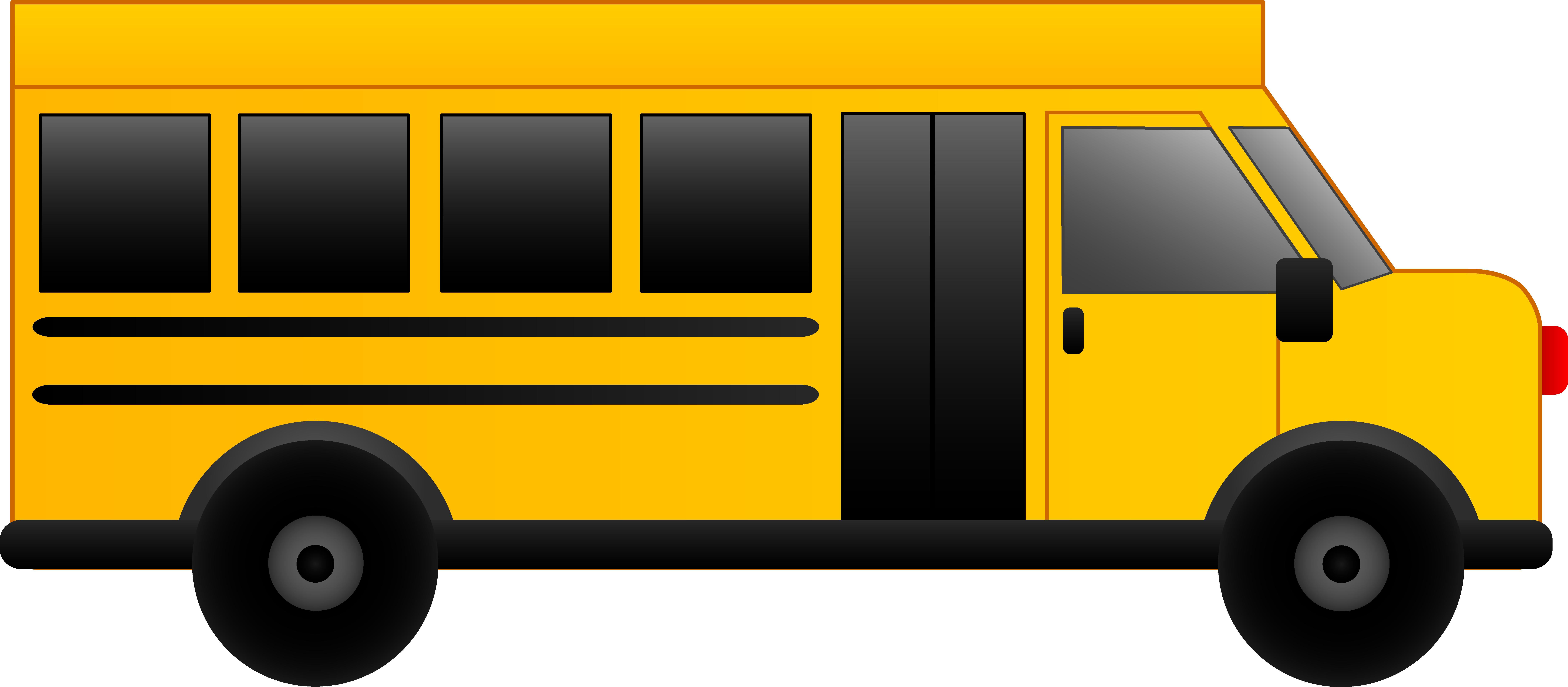 school bus clipart images