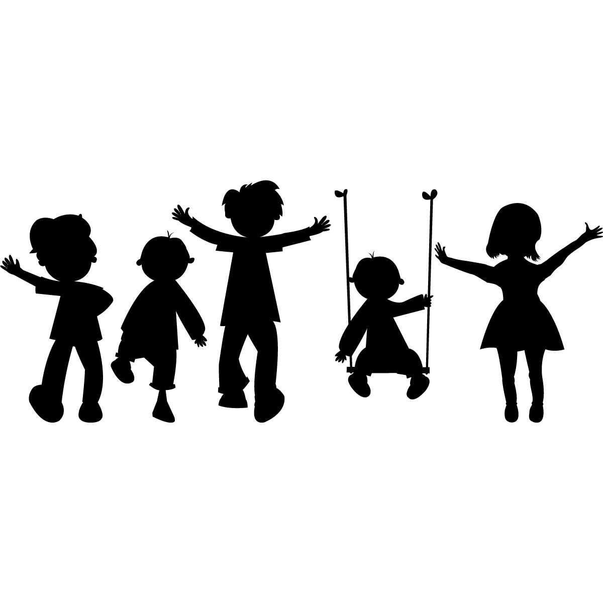 Wall decal for kids high def photographs