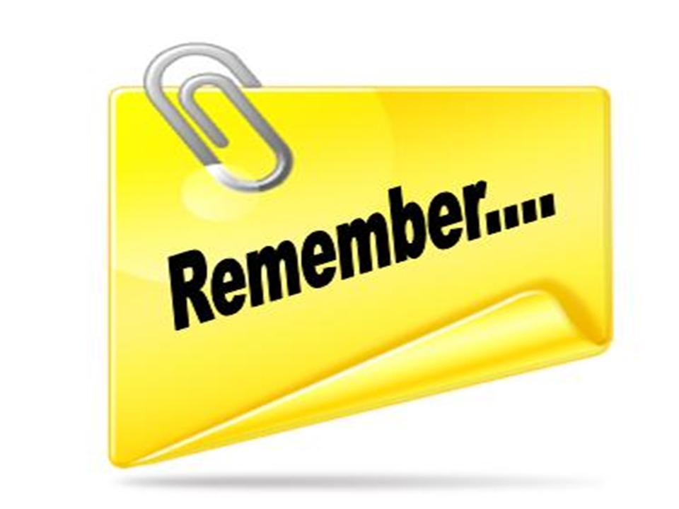 Friendly Reminder Clip Art Friendly reminders clipart