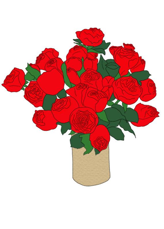 clipart english rose - photo #9
