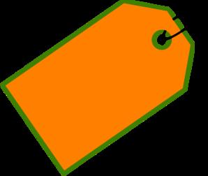 Orange Sale Tag Clip Art at Clker.com - vector clip art online ...: www.clipartbest.com/tag