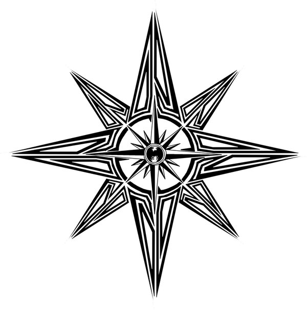 deviantART: More Like Compass rose by