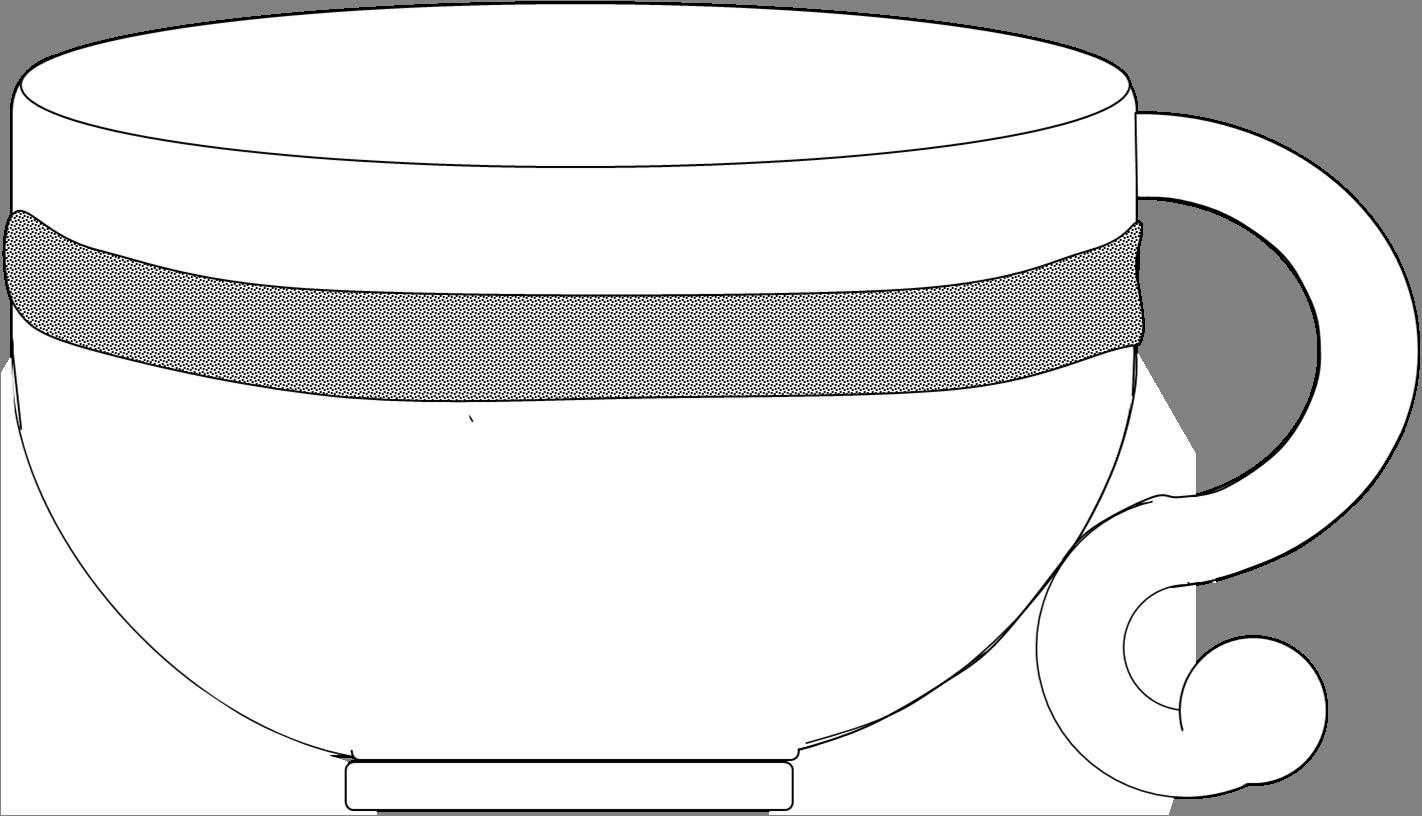 Clip Art Tea Cup - ClipArt Best