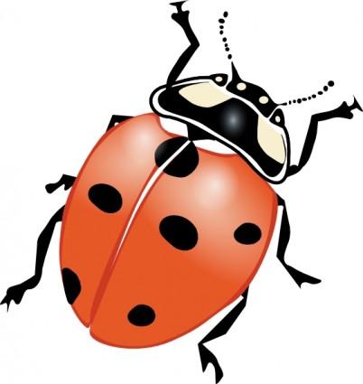 Ladybug Silhouette Clip Art - ClipArt Best