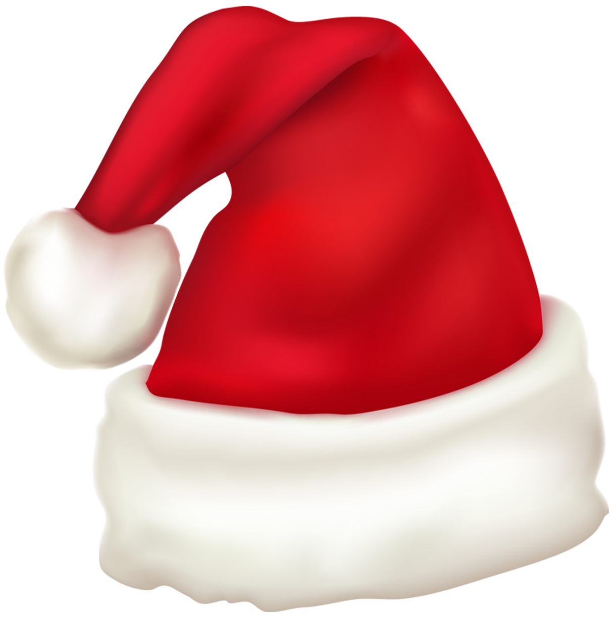 santa hat clipart with transparent background - photo #27
