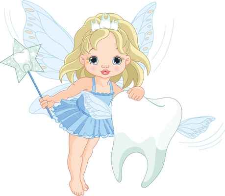Free tooth fairy clipart clipart best for Fairy letters to child