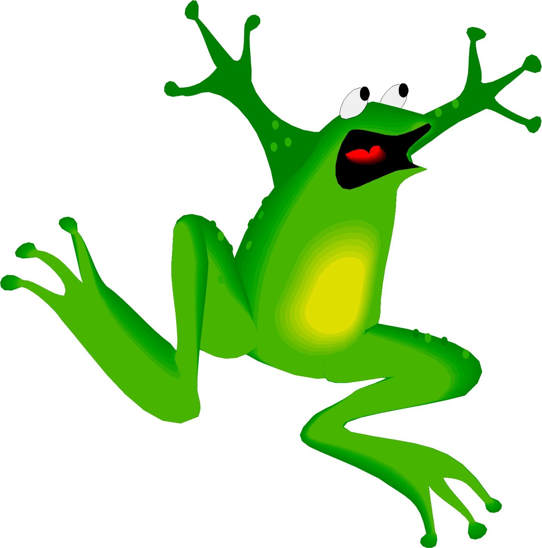 Frog Jumping Clipart Frog Jump Clipa...