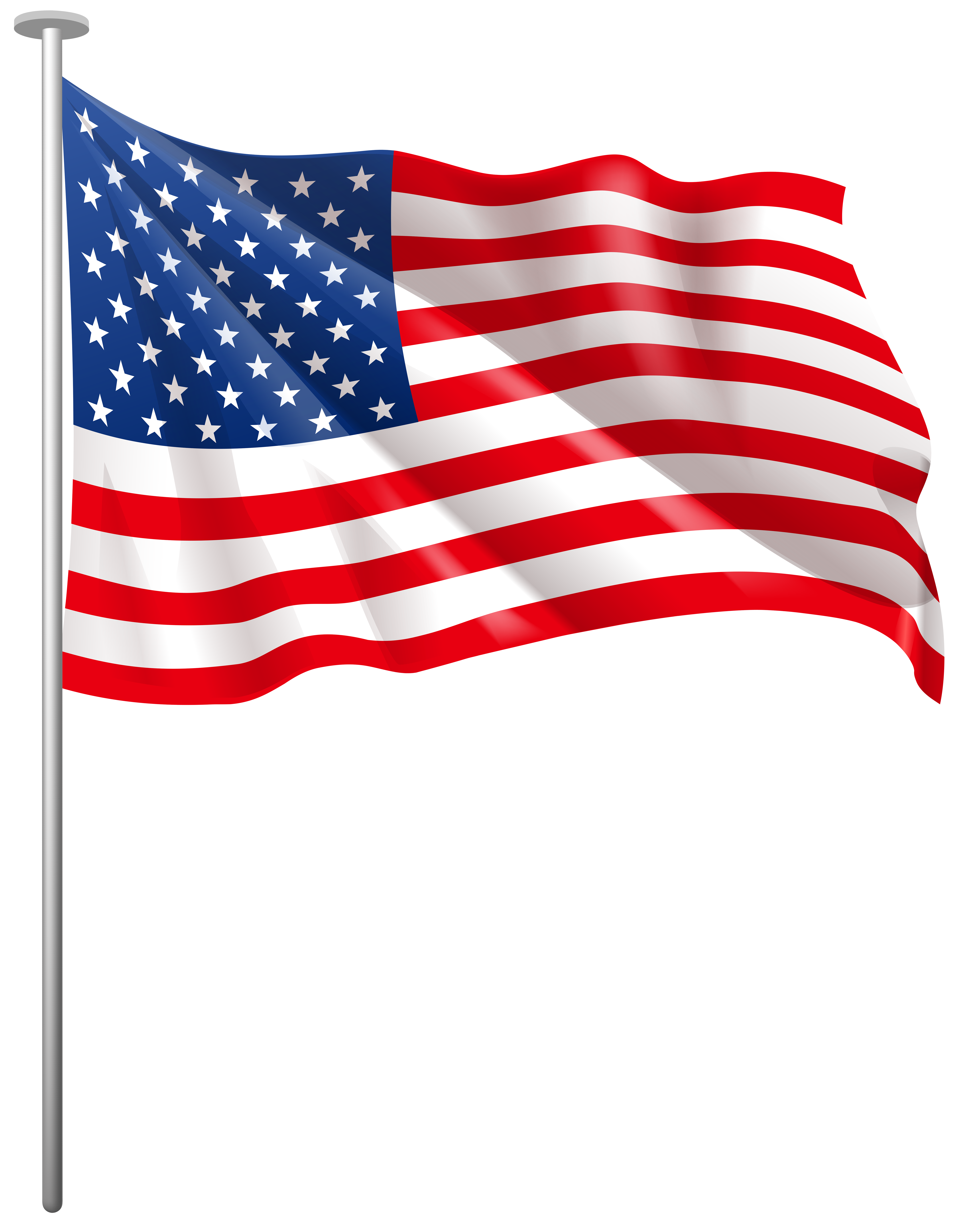 Usa Flag Png - ClipArt Best